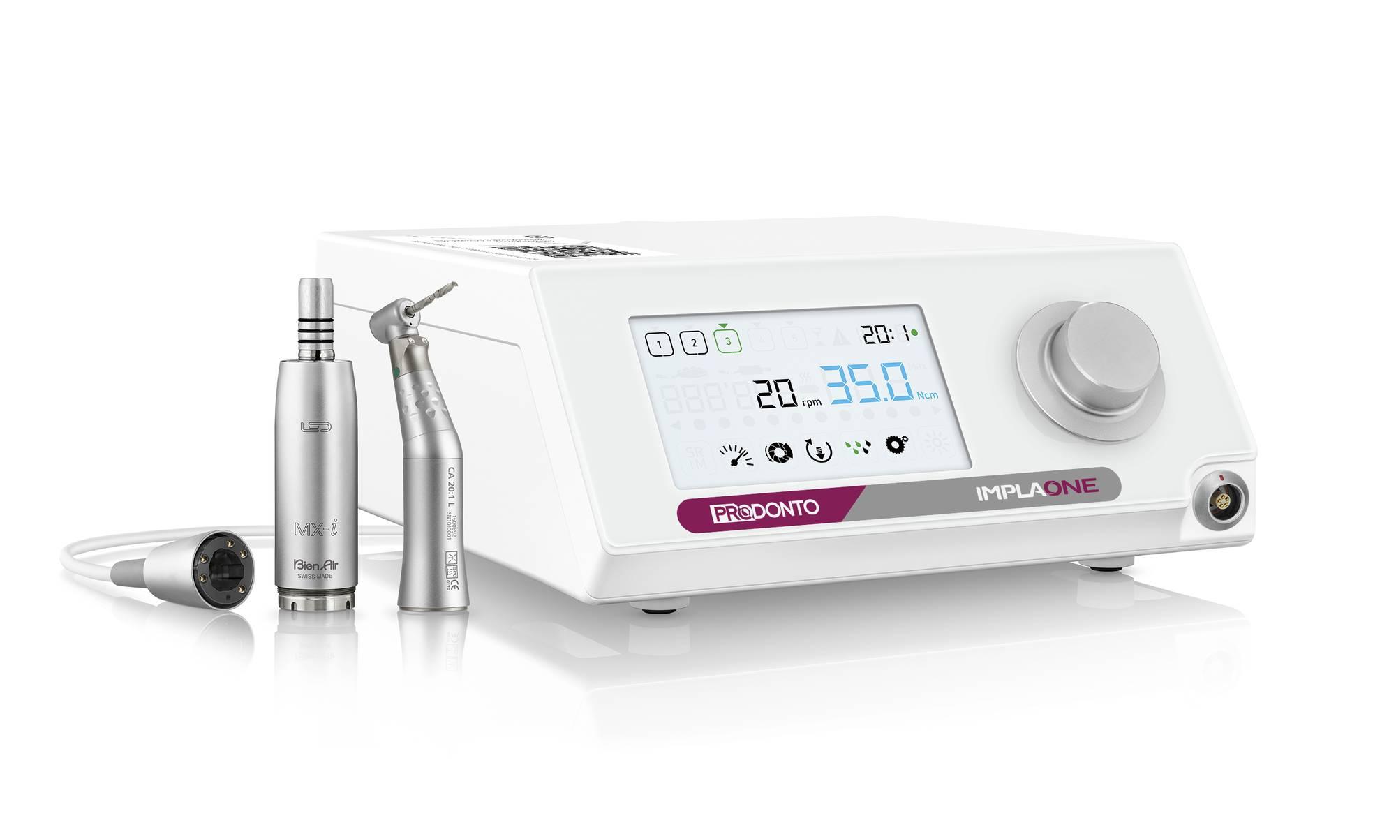 Micromotori implantari